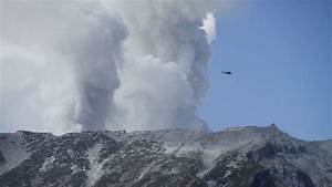 More Than 30 People Believed Dead At Japanese Volcano