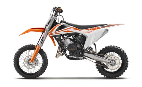ktm sx 65 dirt bike magazine 2017 models ktm 50sx 65sx 85sx