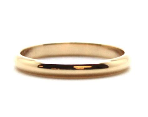 cartier  yellow gold  size   unisex men women