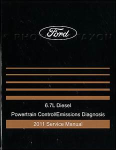 2011 Ford 6 7l Diesel Engine And Emissions Diagnosis