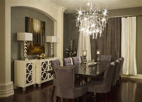 Elegant Dining Room  Modern  Dining Room  Toronto  By