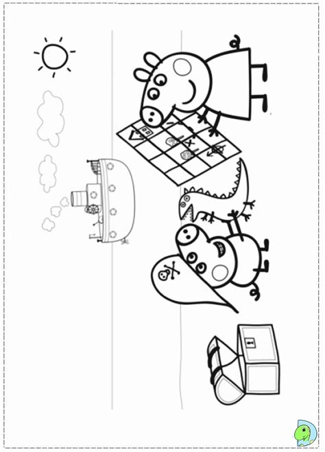Peppa Pig: Coloring Pages & Books 100% FREE and printable