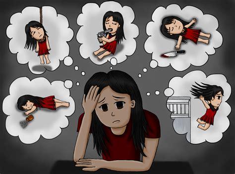 Suicidal Ideation by Meganli on DeviantArt
