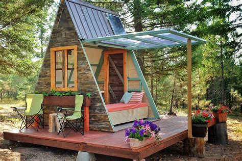 small a frame homes tiny a frame cabin costs just 700 to build curbed