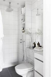 Plan Petite Salle D Eau : petite salle de bain 44 photos id es inspirations ~ Dallasstarsshop.com Idées de Décoration
