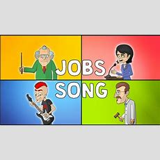 Jobs Song  What Do You Want To Be? Youtube