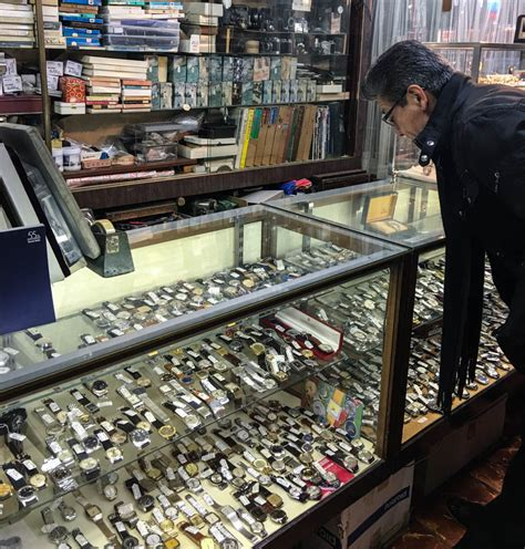 Japan Bid Guide To Buying Used Vintage Watches In Tokyo Japan