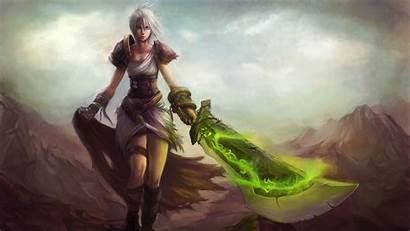 Riven Legends League Terraria Wallpapers Mobile Background