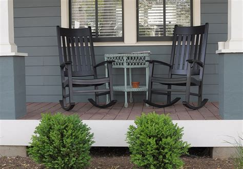 front porch rocking chairs white porch rocking chairs jbeedesigns outdoor