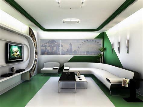 Futuristic Home Interior Design   Room Design Ideas