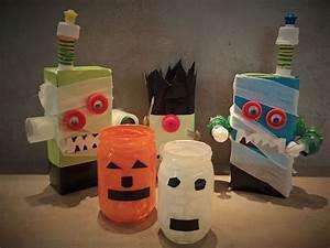 Boxen Für Kinder : frickelclub halloween recycling basteln kinder monster gl ser boxen f r s es und saures 1 ~ Eleganceandgraceweddings.com Haus und Dekorationen