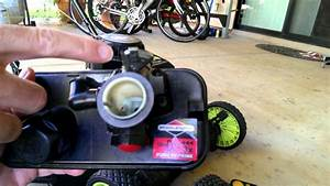 Briggs And Stratton Lawnmower Carburetor Repair For