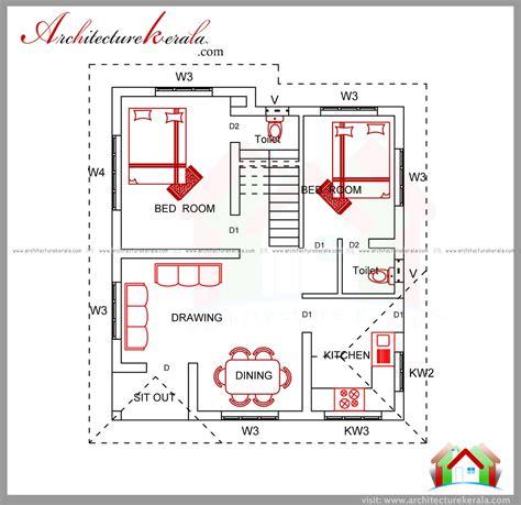 home design estimate kerala house plans under 15 lakhs home deco plans