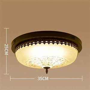 Ceiling Light Fixture Semi  Flush Mount Bedroom Hanging