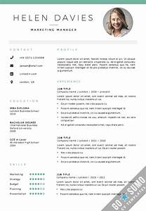 cv template london cv cover letter template in word With cv template with photo