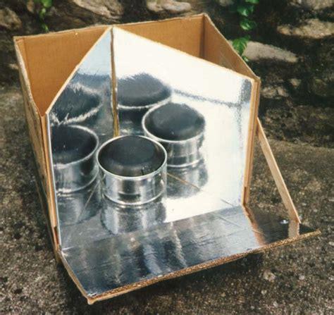 solar oven designs the reflective open box solar cooker