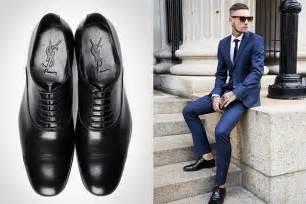 noeud de cravate mariage assortir le costume du marié avec les chaussures