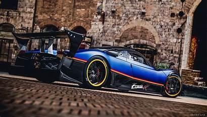 Pagani Zonda Wallpapers Revolucion Supercars Background Supercar