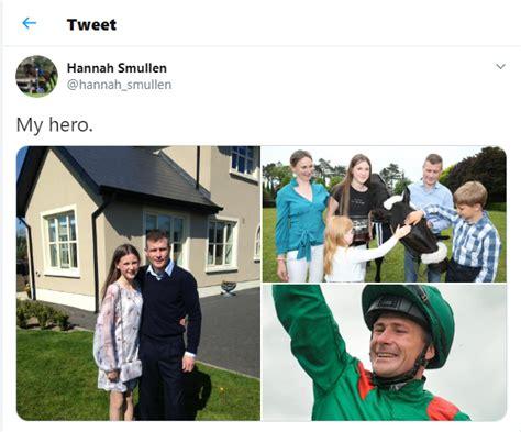 Pat Smullen dead - Irish jockey's daughter Hannah hails ...