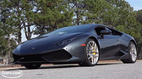 lamborghini huracan lp   review video