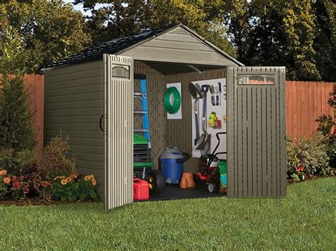 rubbermaid roughneck 7x7 storage shed discover and save creative ideas
