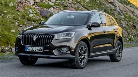 Borgward Bx7 2018 Wallpapers And Hd Images Car Pixel