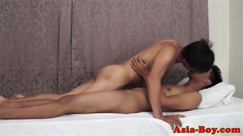 Massaging Filipino Teens Lustful Bareback Anal Sex Gay