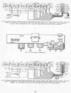 Model A Wiring Diagram Chart