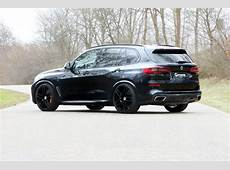 GPower gives 475 hp to the BMW X5 M50d