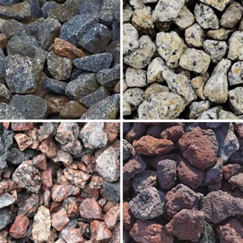 Crushed Stone Limestone, Granite, Traprock And More