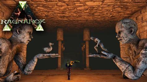 Ark 試練 の 洞窟
