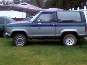 1986 Ford Bronco Ii Specifications