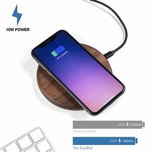 Samsung Galaxy S5 Kabellos Aufladen : kabellose ladestation aus holz f r iphone android i woodcessories 59 90 ~ Markanthonyermac.com Haus und Dekorationen