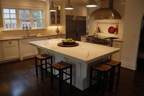 kitchen island  overhang   sides  images