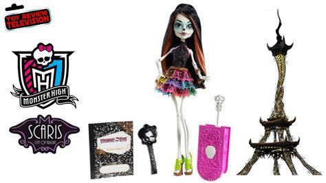 Monster High Skelita Calaveras Scaris City Of Frights Toy
