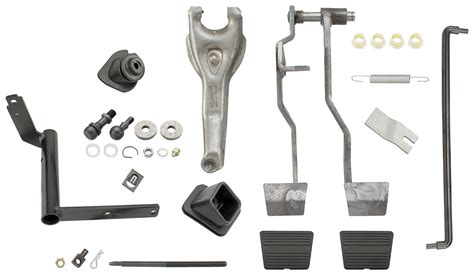 Chevelle Clutch Linkage Kit Complete Small Block Fits