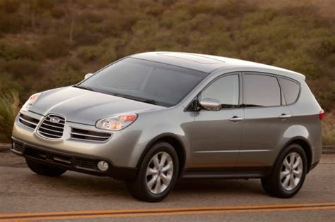 old car manuals online 2007 subaru tribeca security system subaru tribeca 2007 history photos on better parts ltd