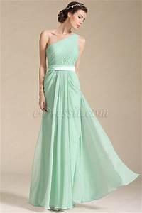 Vert D Eau Couleur : robe longue vert d eau ~ Mglfilm.com Idées de Décoration