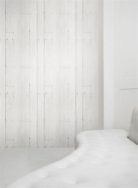 Papier Peint Lambris Blanc 201 Clairer Une Pi 232 Ce Avec Le Papier Peint Lumineux