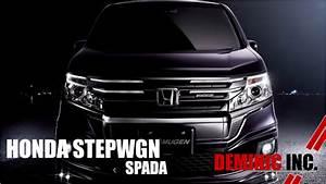 Honda Stepwgn Spada For Sale In Singapore