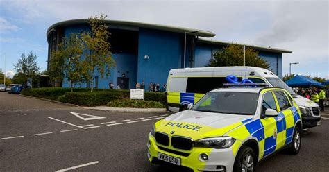 gloucestershire police officer caught   child