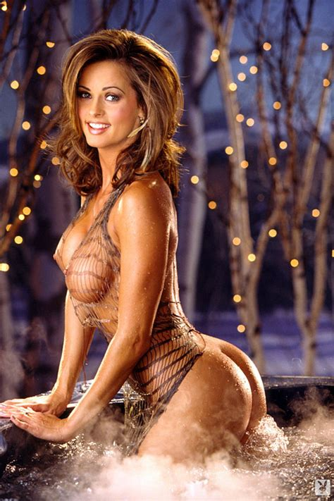 Pin By Rich Lee On Karen Mcdougal Pinterest Playboy Playmates Latest Updates And Swim Cover