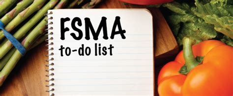 Iso 22000 Resource Center Food Safety Modernization Act