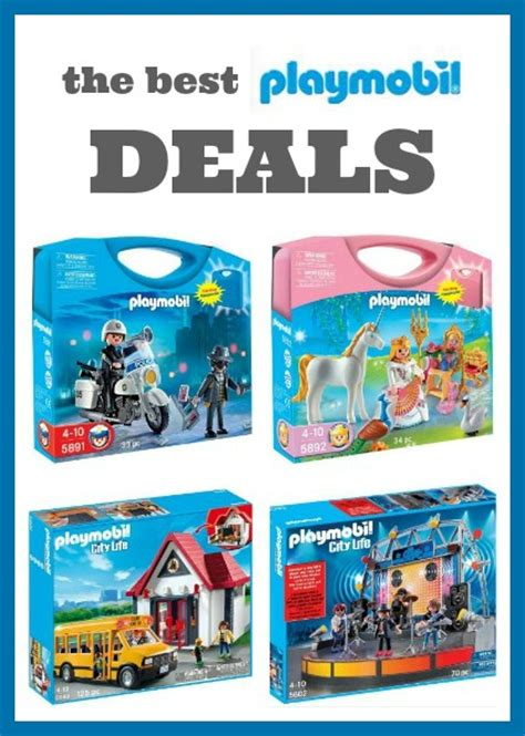 playmobil deals retail updated