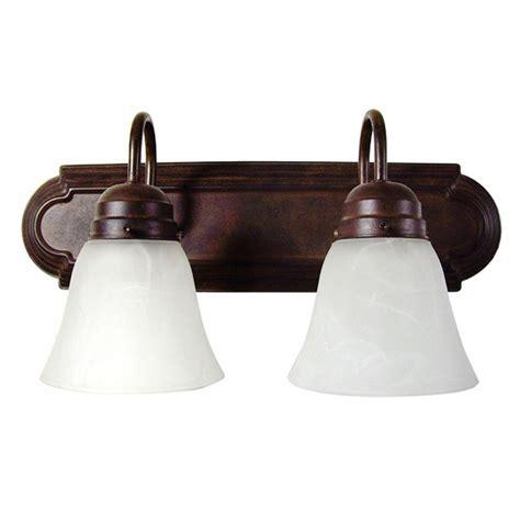 home depot bathroom vanity light shades yosemite home decor vanity lighting family 2 light chrome