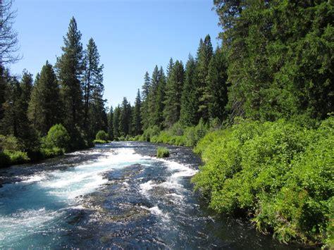 Deschutes National Forest - Oregon