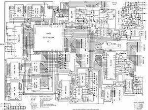 Microprocessor - Map Processor To Circuit Diagram