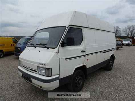 Boxtype Delivery Van  High And Long, Van Or Truck Up To