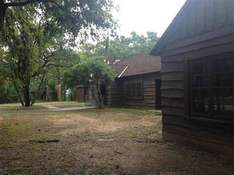 Lockhart State Park Group Recreation Hall with Kitchen