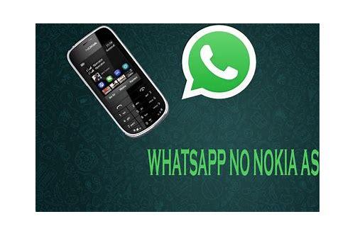 baixar whatsapp nokia 5530